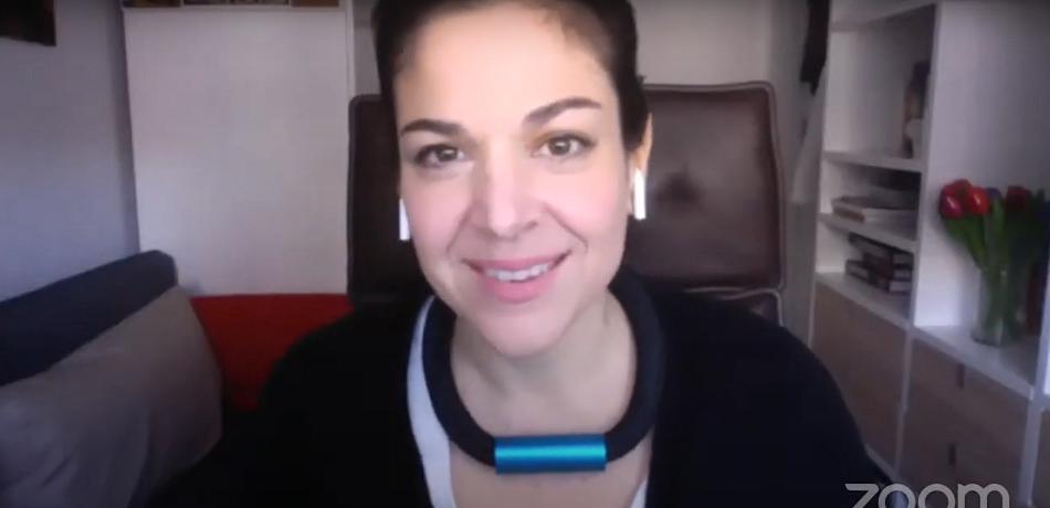 Monica Araya, Transport Lead na Climate Champions