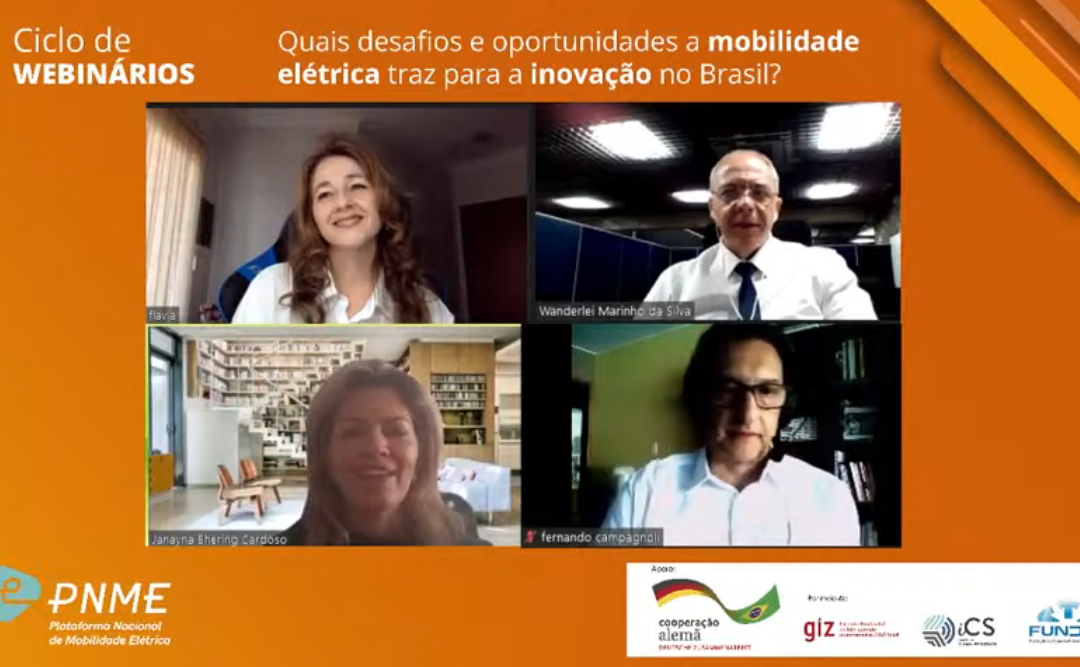 PNME debate os benefícios da mobilidade elétrica na área de inovação